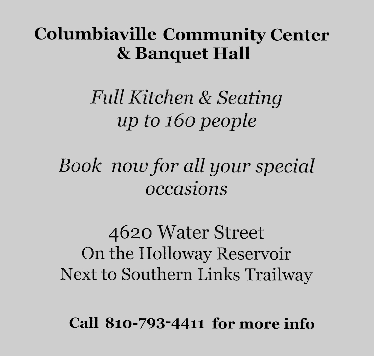Columbiaville Community Center & Banquet Hall