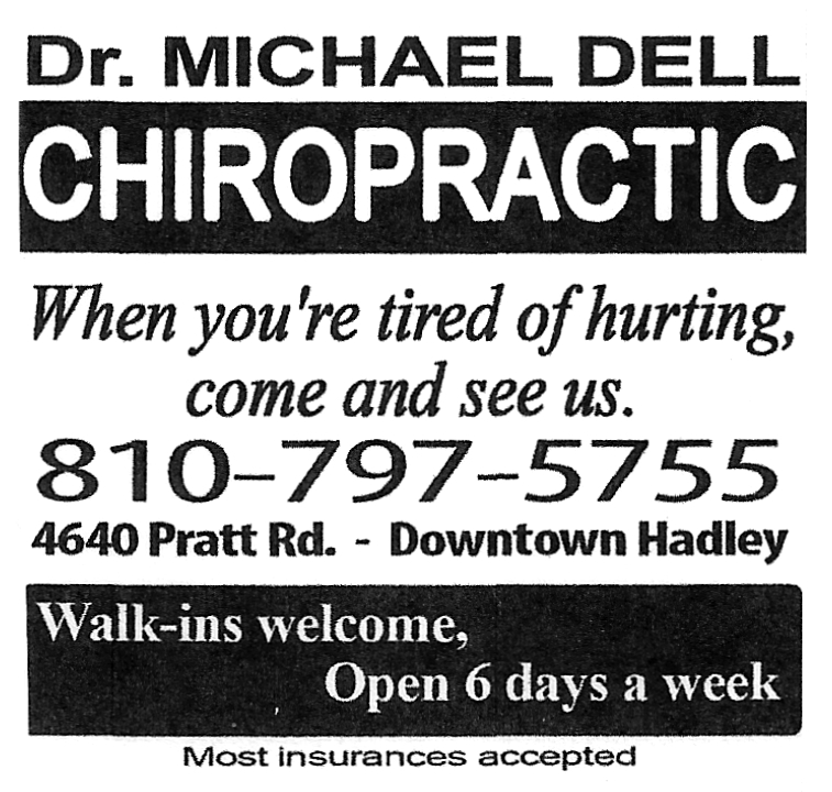Dr. Michael Dell CHIROPRACTIC