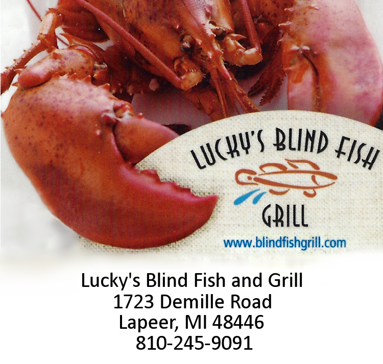 Lucky's Blind Fish
