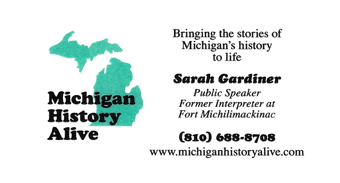 Michigan History Alive