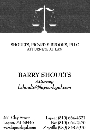Barry Shoults - Attorney