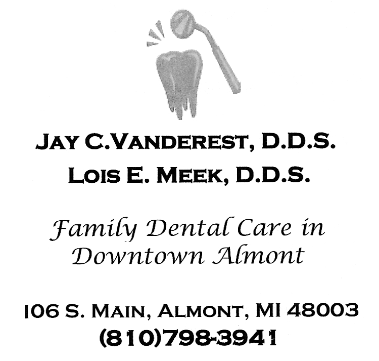 Family Dental Care in Downtown Almont