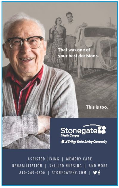 Stonegate Health Care