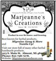 Marjeanne's Creations