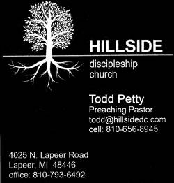 Hillside Disciple Church