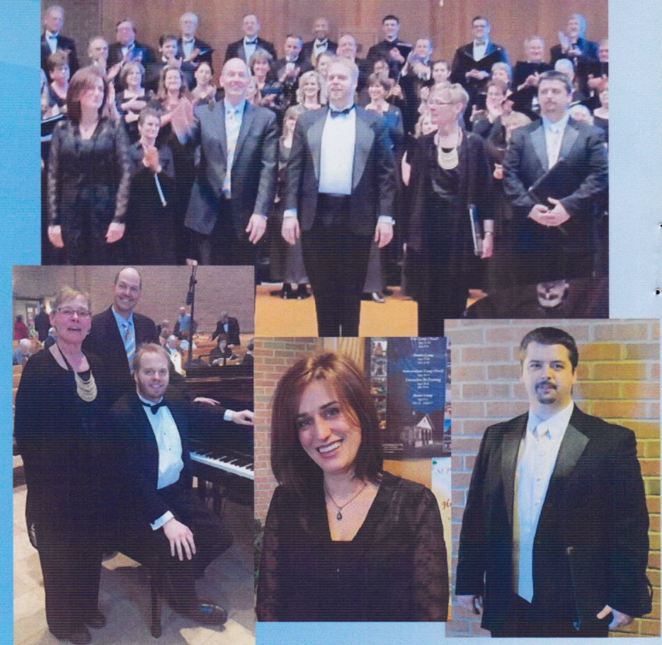 Flint Festival of Choirs 2015