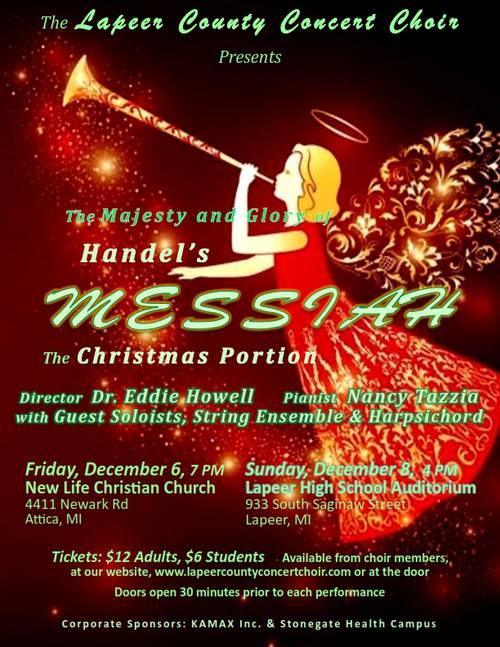 Christmas 2019 - Handel's Messiah