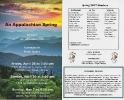 2017 - An Appalachian Spring
